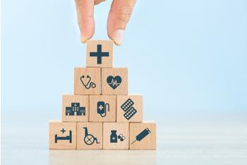 Pirámide de la gestión sanitaria