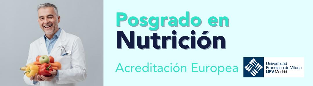 posgrado nutrición